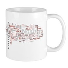 Chicagoland Vampires Word Art Mug
