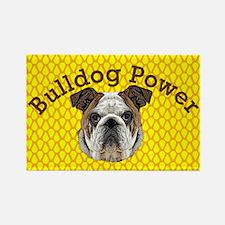 Bulldog Power Rectangle Magnet