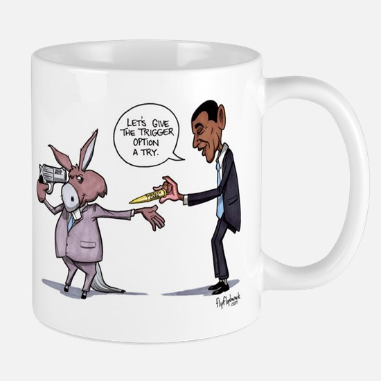 New Moderate Trigger Option Mug