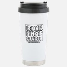 Rock Shop Studio Travel Mug