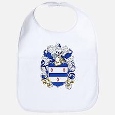 Darnell Coat of Arms Bib