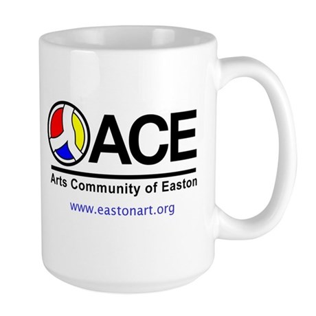 Large Mug with Classic ACE Logo