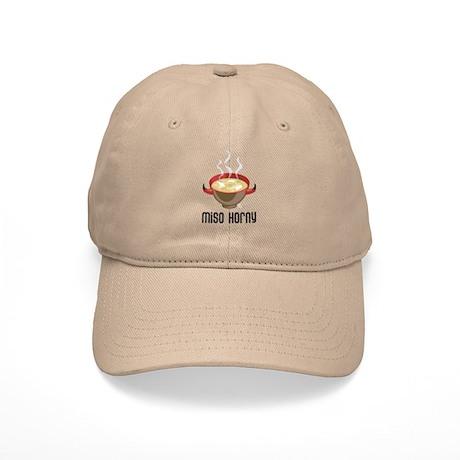 Miso Horny Cap