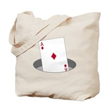 Ace In The Hole Tote Bag