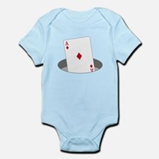 Ace In The Hole Infant Bodysuit
