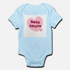Baby Alayna Infant Creeper