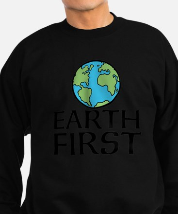 EARTH FIRST Jumper Sweater
