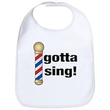 Gotta Sing Barbershop Bib