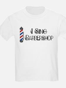 I Sing Barbershop T-Shirt