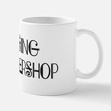 I Sing Barbershop Mug