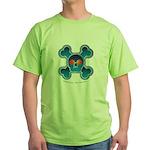 Jolly Roger Green T-Shirt