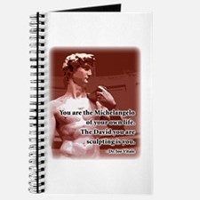Vitale Michelangelo Quote Journal