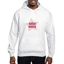 Baby Alana Hoodie Sweatshirt