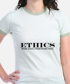 Ethics: More than Term Paper T