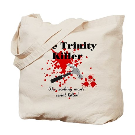 Trinity Killer Tote Bag