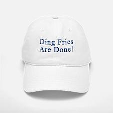 Ding Fries -AA- Baseball Baseball Cap