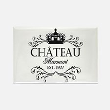 FRENCH CHATEAU Rectangle Magnet (100 pack)