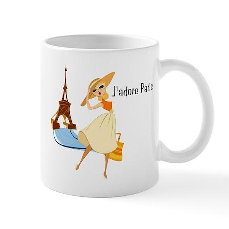 J'Adore Paris Mug