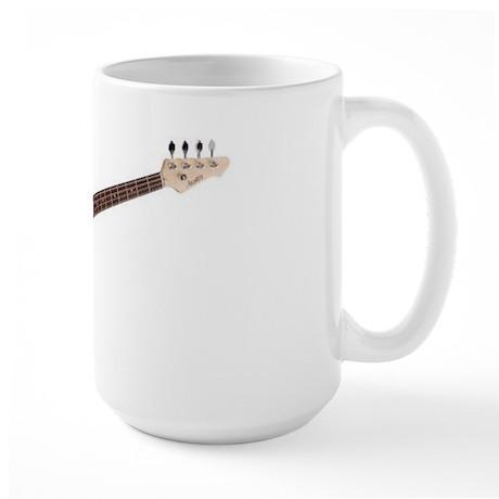 Red Bass Large Mug