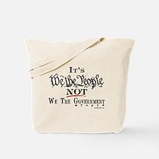 Cute We the people Tote Bag
