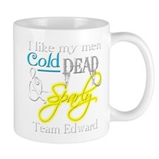 Cold Dead and Sparkly Twiligh Mug