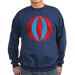 Beach Ball Sweatshirt (dark)