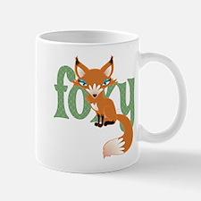 Foxy Red Mug