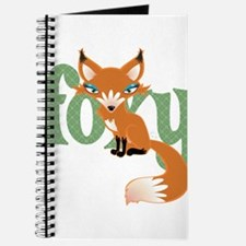 Foxy Red Journal