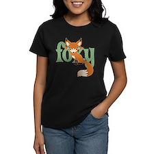 Foxy Red Tee