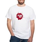 FEARnet - White T-Shirt