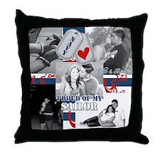 For Bianca Throw Pillow