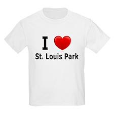 I Love St. Louis Park T-Shirt