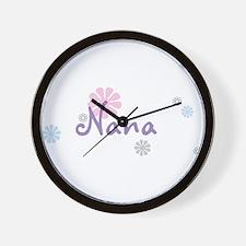 Nana Wall Clock
