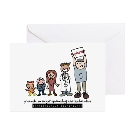 GSEB Greeting Cards (Pk of 10)
