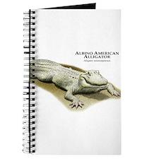 Albino American Alligator Journal