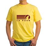 La Push Wolf Yellow T-Shirt