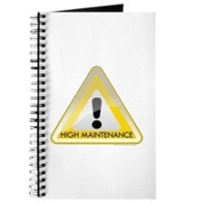 High Maintenance Journal