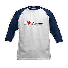 I Love Ravens Tee