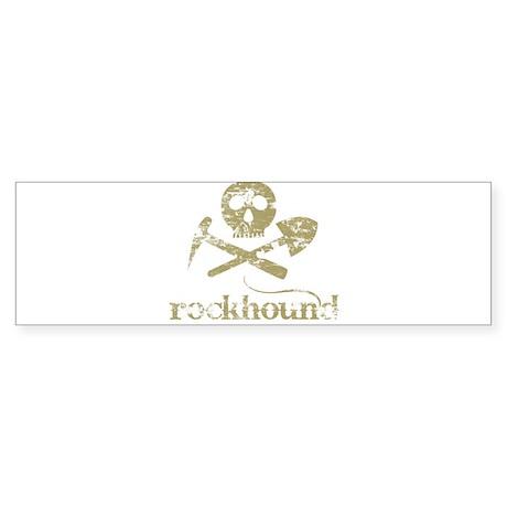 Rockhound Bumper Sticker (10 pk)