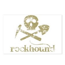 Rockhound Postcards (Package of 8)