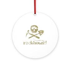 Rockhound Ornament (Round)