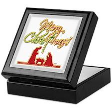 Merry Christmas! Keepsake Box