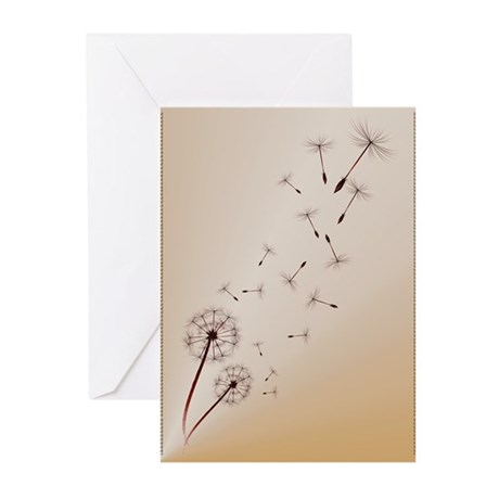 Dandelions Greeting Cards (Pk of 10)