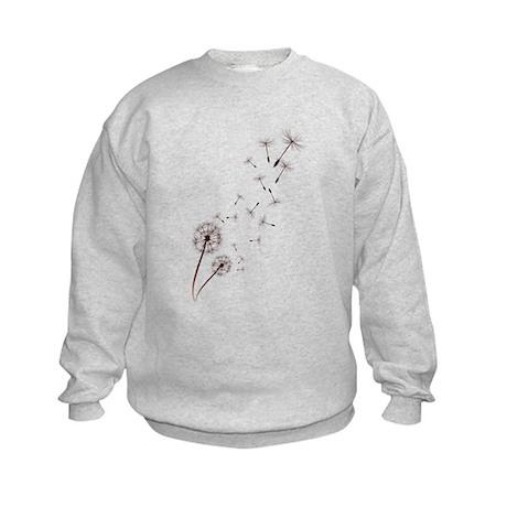 Dandelions Kids Sweatshirt