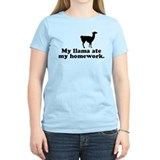 Llama Women's Light T-Shirt
