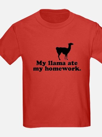 Funny Llama T
