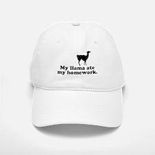 Funny Llama Baseball Baseball Cap