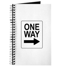 One Way 2 Sign Journal