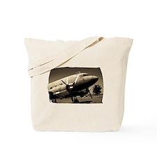 C-47 Sepia Tote Bag