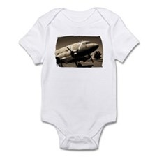 C-47 Sepia Infant Bodysuit
